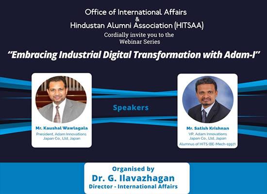 Embracing Industrial Digital Transform